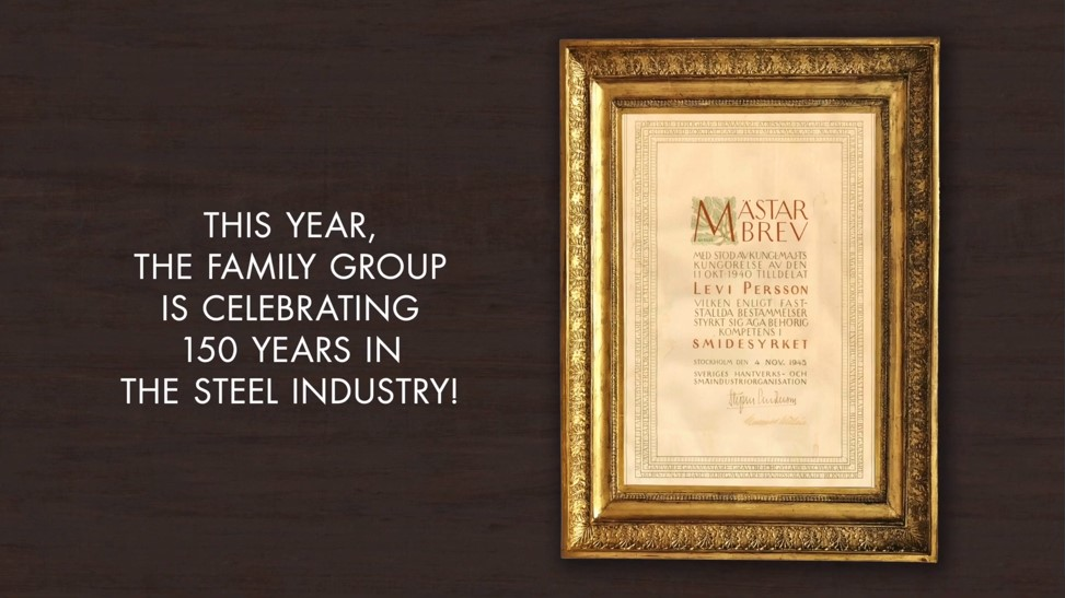 150 years in the steel business