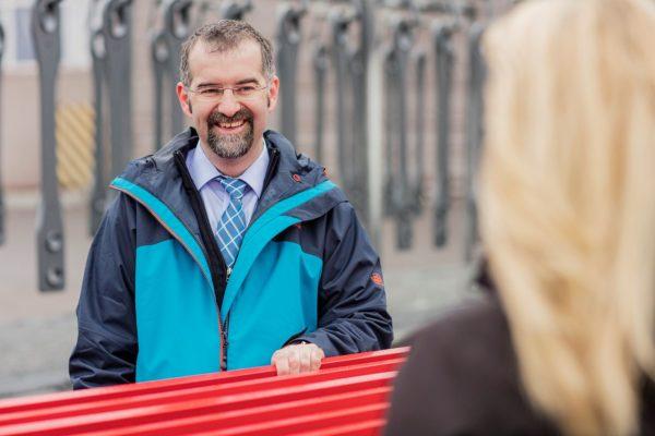 Markus Bösch, Liebherr-Werk Nenzing