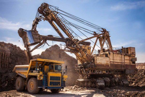 Bergbauindustrie Verschleissteile