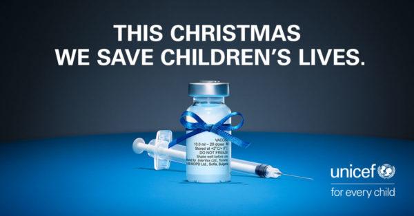 Weihnachten UNICEF 2019