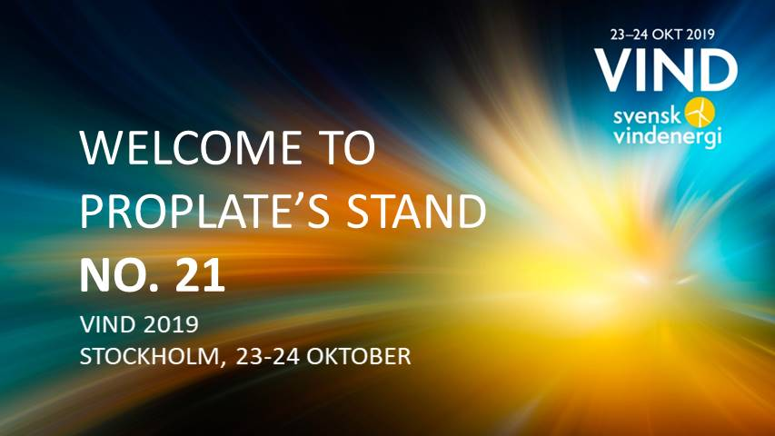 Meet us at VIND 2019