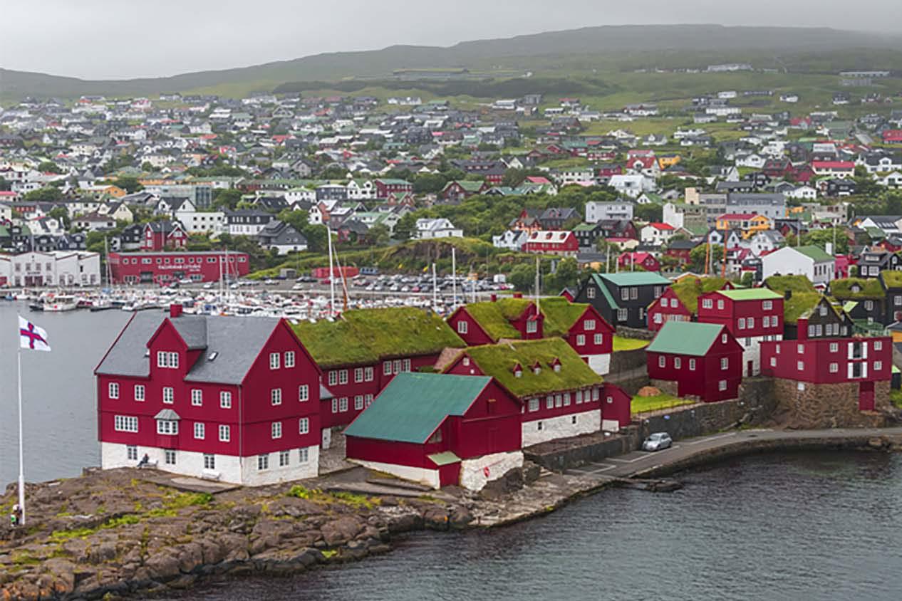 Proplate to secure wind turbines in Torshavn on the Faroe Islands.