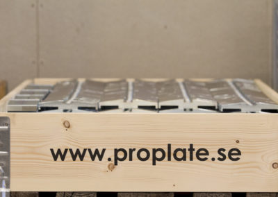"Pallet collars – also ""on the cutting edge"""